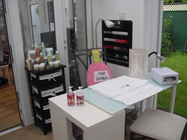 How to become a nail technician creative academy manchester for How to make a beauty salon at home