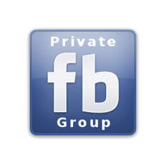 Image result for fb group logo
