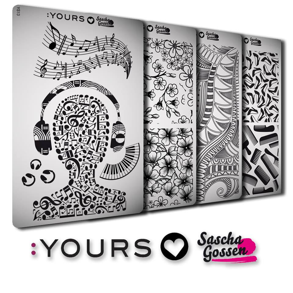 new yours plates