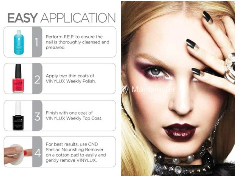 From The Creators Of Cnd Shellac Comes Cnd Vinylux The Polish That
